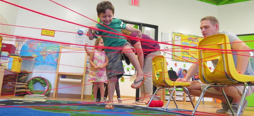 Large motor skills for preschoolers for Preschool gross motor games